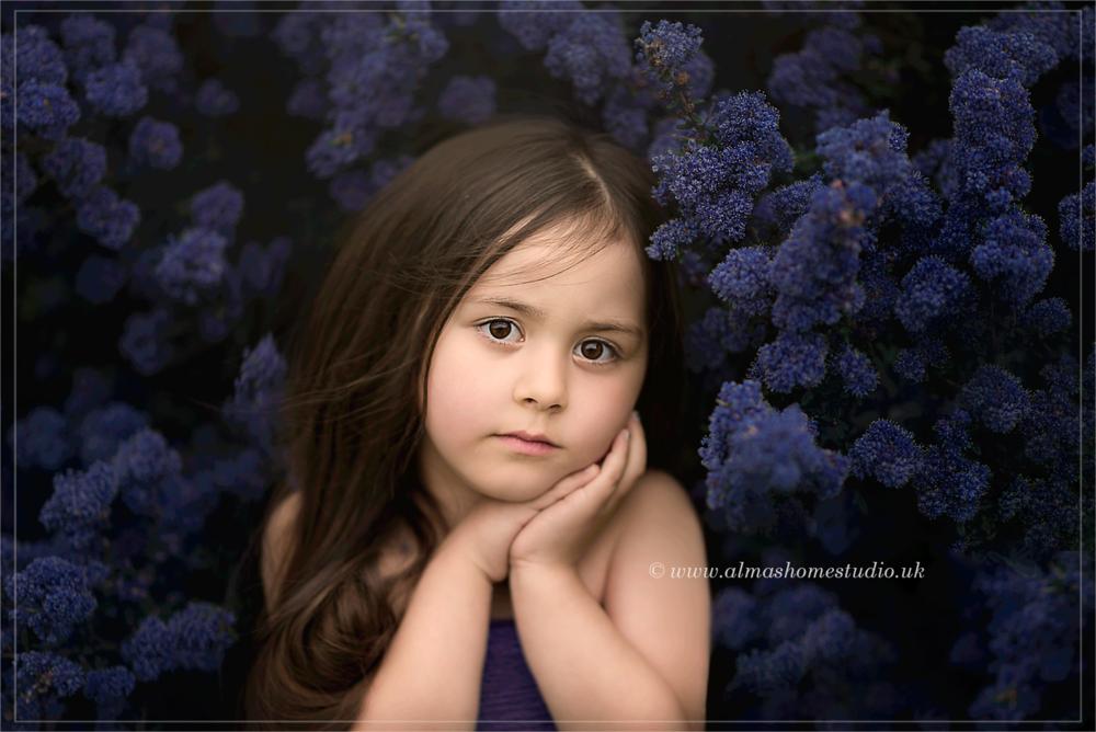 Alma's Home Studio Child portrait photographer Blandford Forum, Dorset