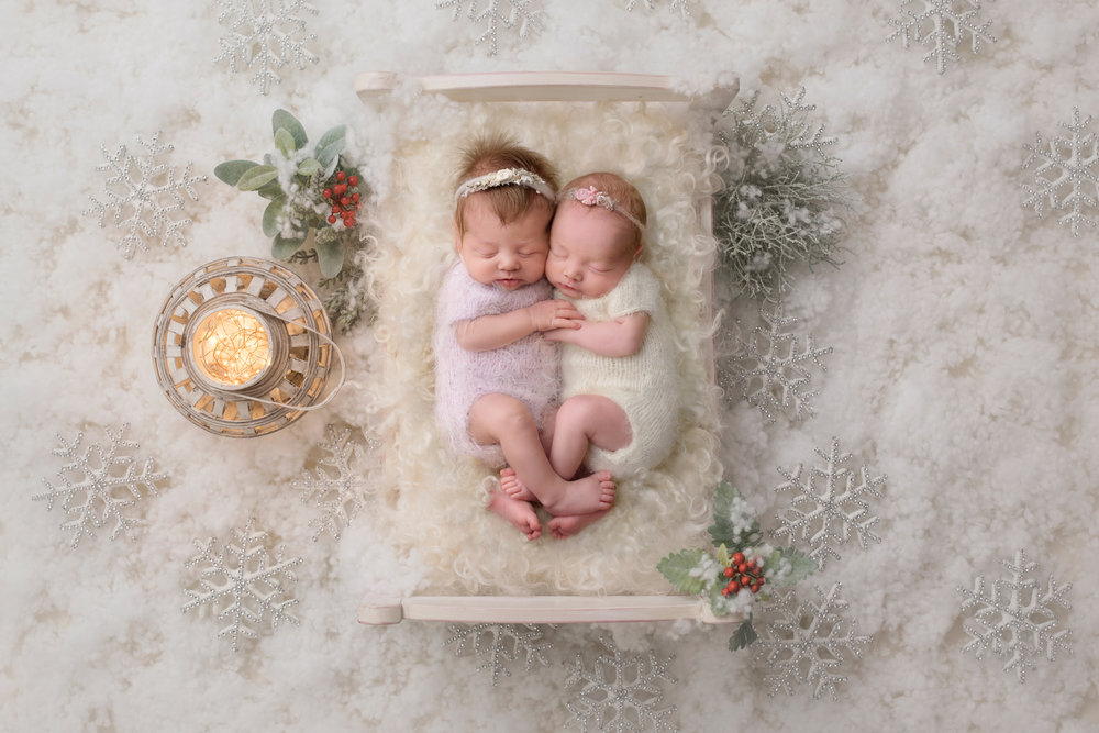 Newborn Twins, Newborn Photographer based in Dorset. Professionally equipped studio