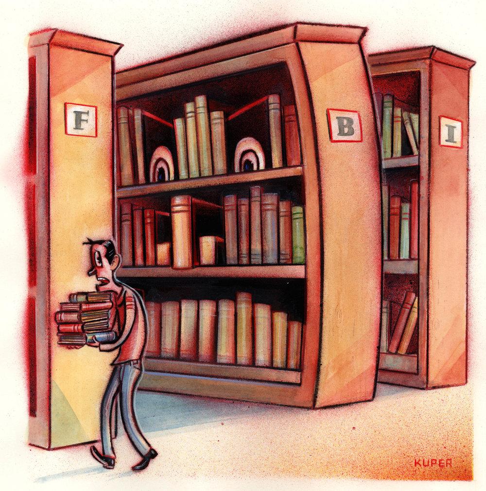 FBI_Library