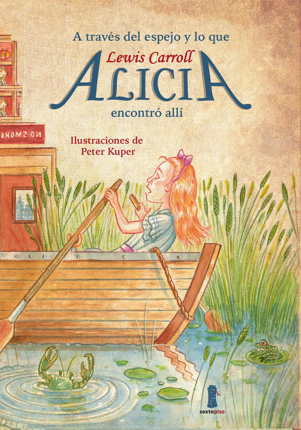 Alice in Wonderland Spanish