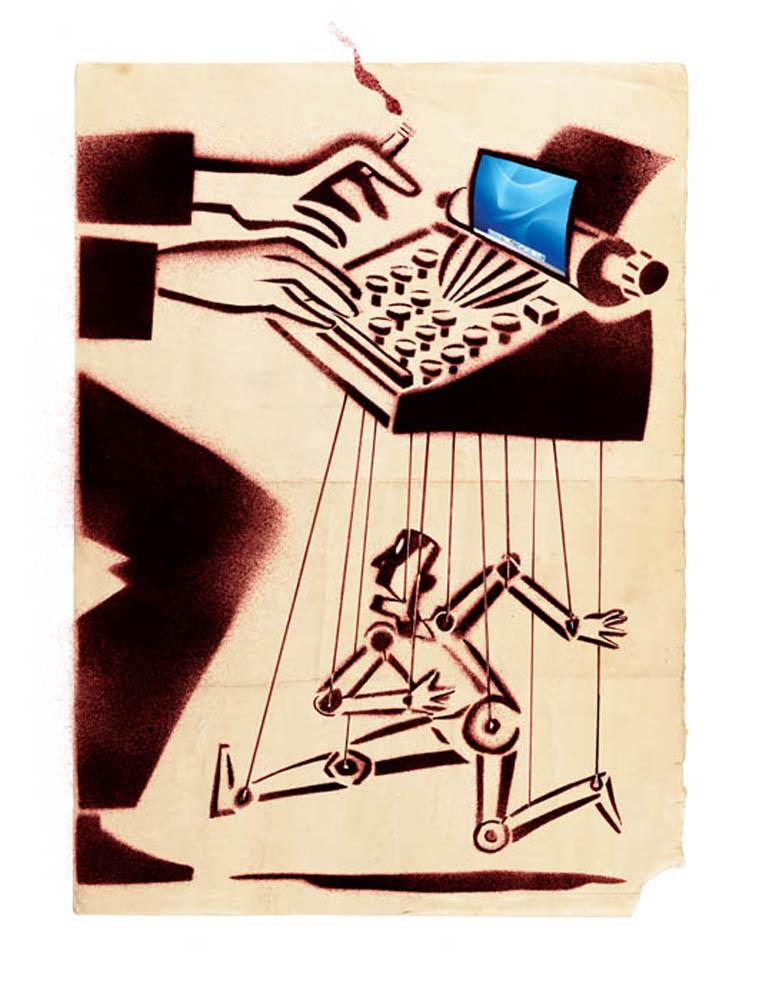 Computer Marionette_K