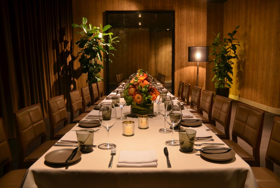 Prospect U2014 San Francisco Private Dining Venues