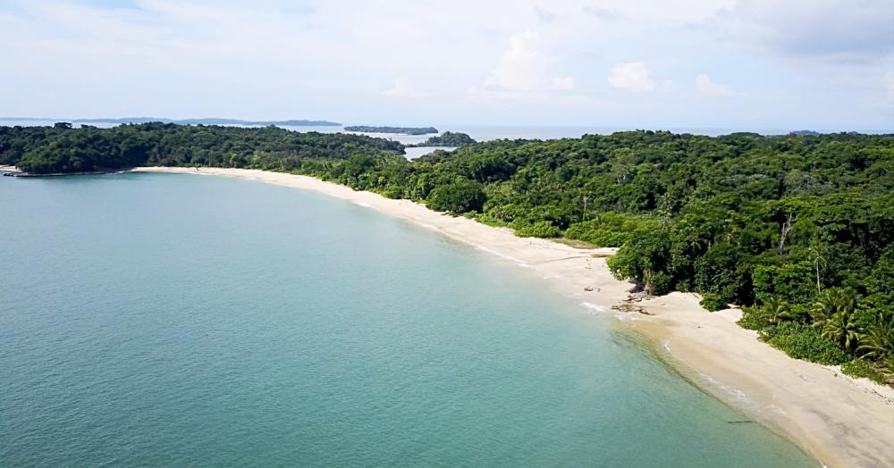 desert island panama