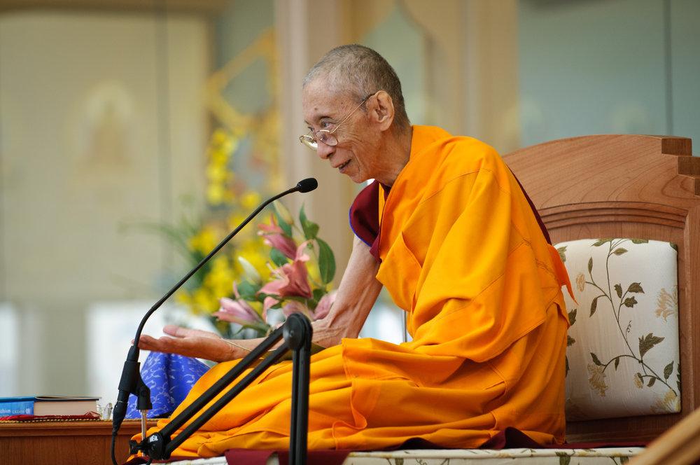 Geshe Kelsang Gyatso, Kelsang Gyatso