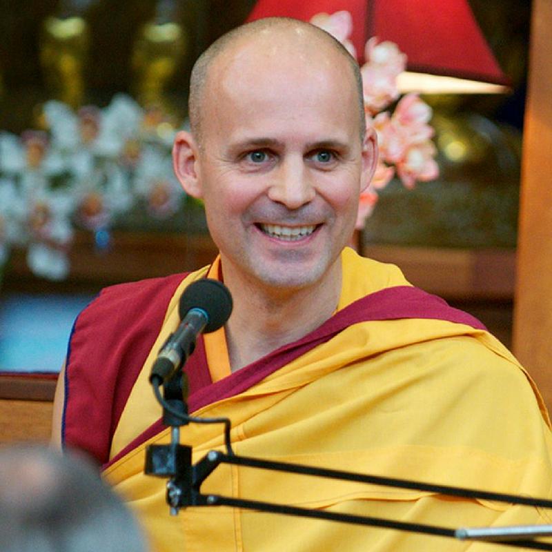 Gen-la Kelsang Jampa is the Deputy Spiritual Director of the NKT-IKBU.