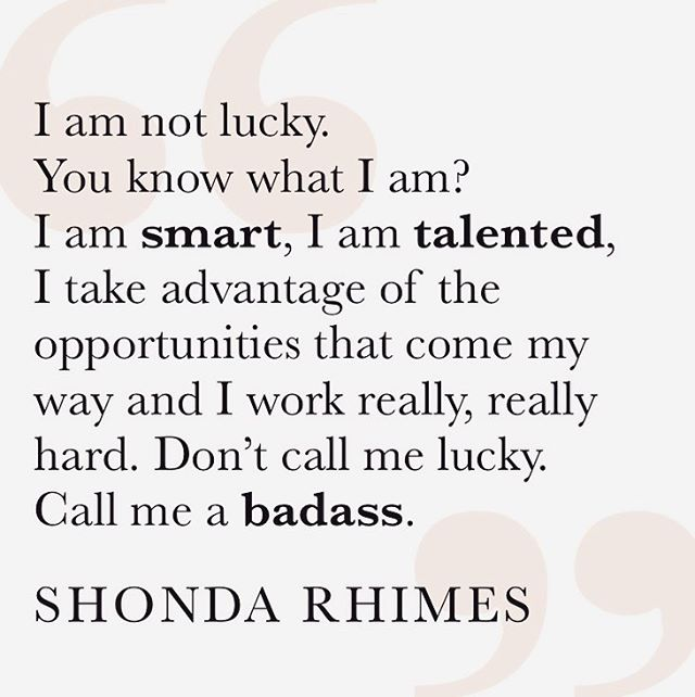 Today we're crushing on producer, author and screenwriter Shonda Rhimes, a Dartmouth graduate who is never afraid to bring prevalent social issues to the forefront of America's most watched TV shows. From serving on the National Board of Planned Parenthood to partnering with Dove to revise conventional beauty standards, she's definitely a badass!  #WCW #Women #Womennotobjects