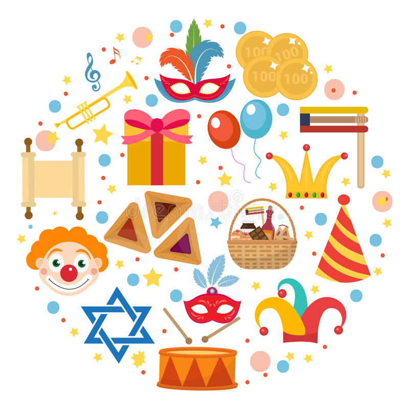 purim-icons-set-round-shape-isolated-white-background-vector-illustration-clip-art-83561532.jpg