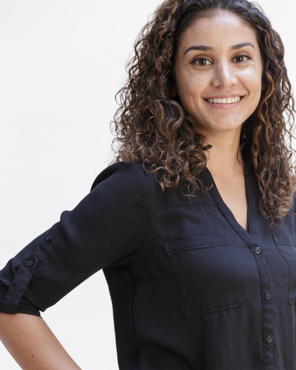 Roshie Larijani - Designer / Project Manager