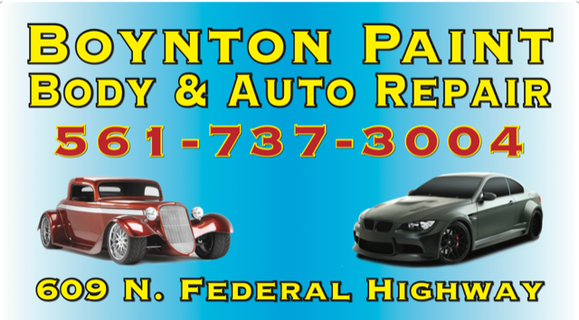 Boynton Paint Body & Auto Repairs