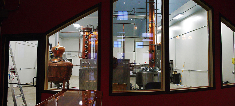 Pot Still make the best apple brandy. PHOTO ©CHRISTOPER CARLSSON