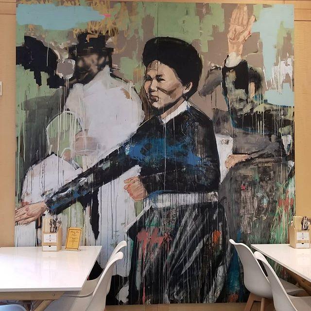 San Francisco Asian Art Museum  Masami Teraoka Chao Shao-an Tsherin Sherpa Huang Liu