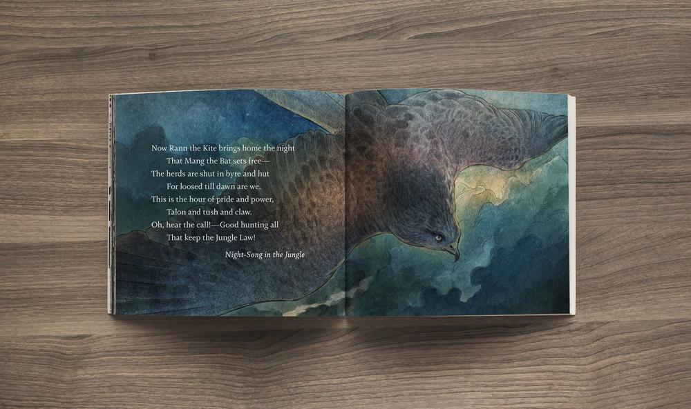 Rann the Kite, The Jungle Book