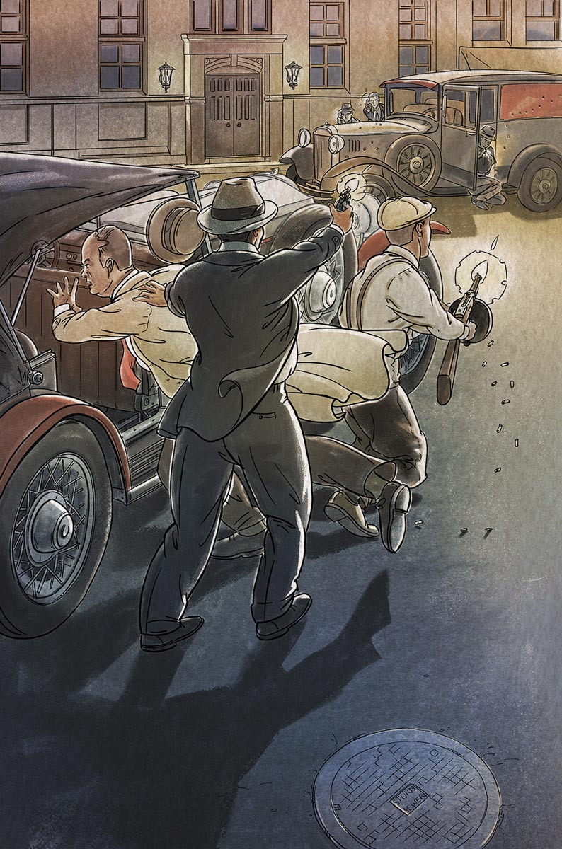 Bad Guys and Gunmen, Bodyguards by Annick Press