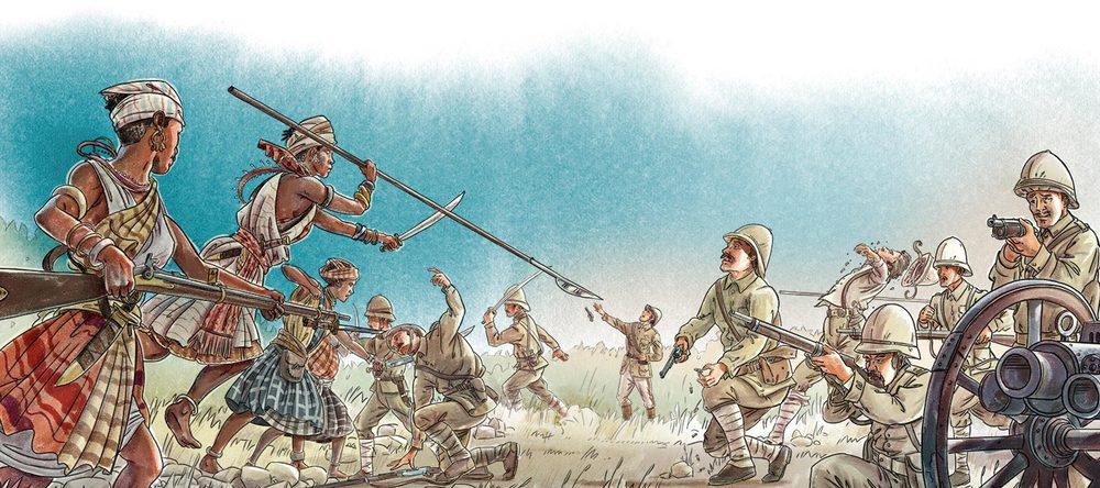 Dahomey, Bodyguards by Annick Press.