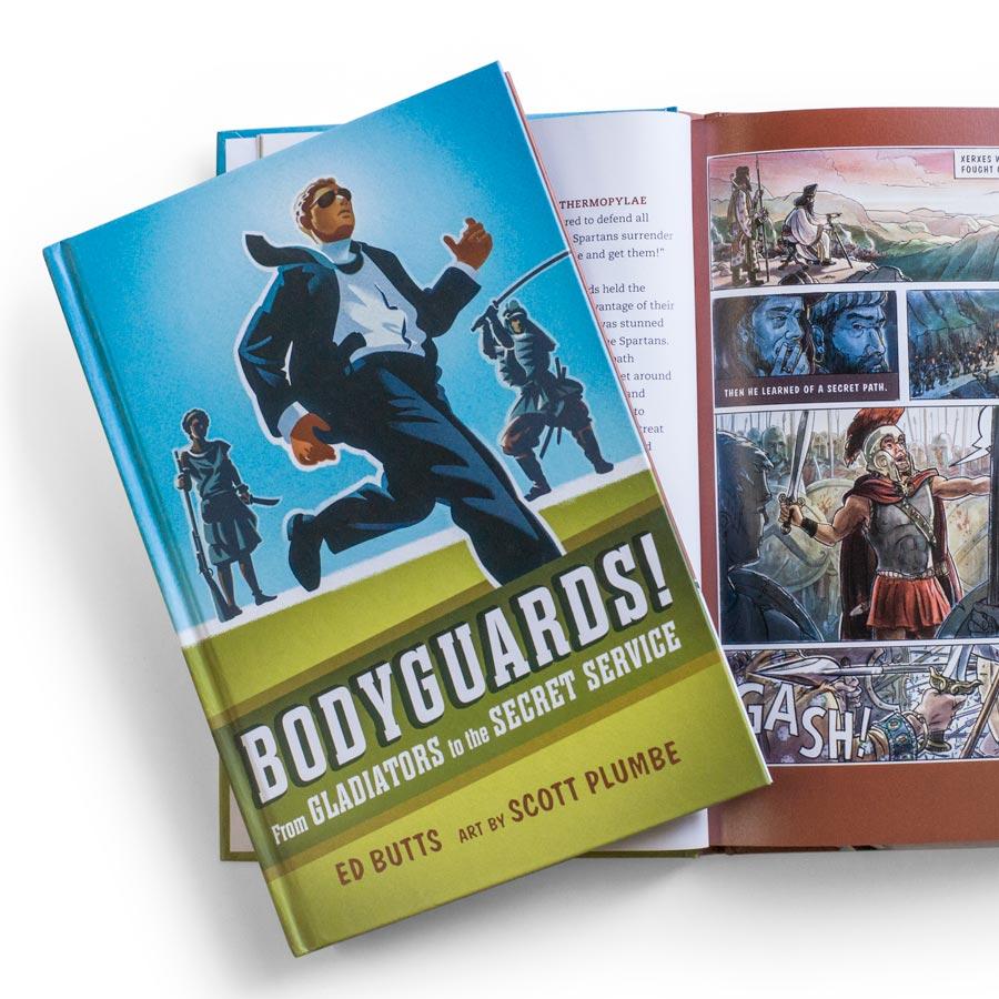 Bodyguards, Annick Press