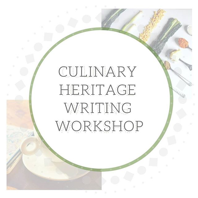 Culinary Heritage Writing Workshop  Eventbrite links in bio 👆  On memory and the experience of food and #cultural #heritage.  This workshop playfully explores the ways in which #food intersects with #nostalgia and #ethnicity. Includes some light nibbles.  Facilitated by memoir writer Lynnda Wardle  Sat 12th Aug | 12-3pm  Milk Cafe 452 Victoria Road G42 8YU £7 £5 conc  #cookingpot @cca_glasgow  Can't wait for this one.