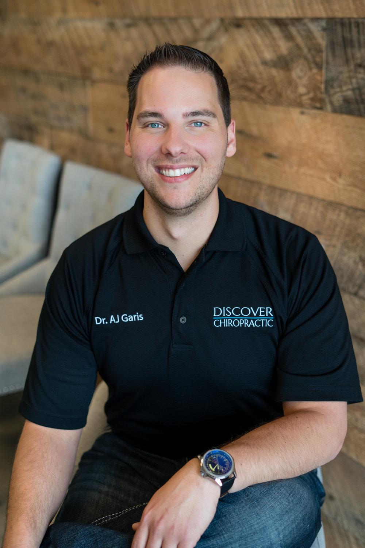 Dr. AJ Garis, Family Chiropractor