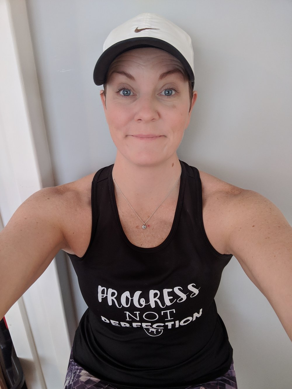 Progress Not Perfection Ignited Health Fitness