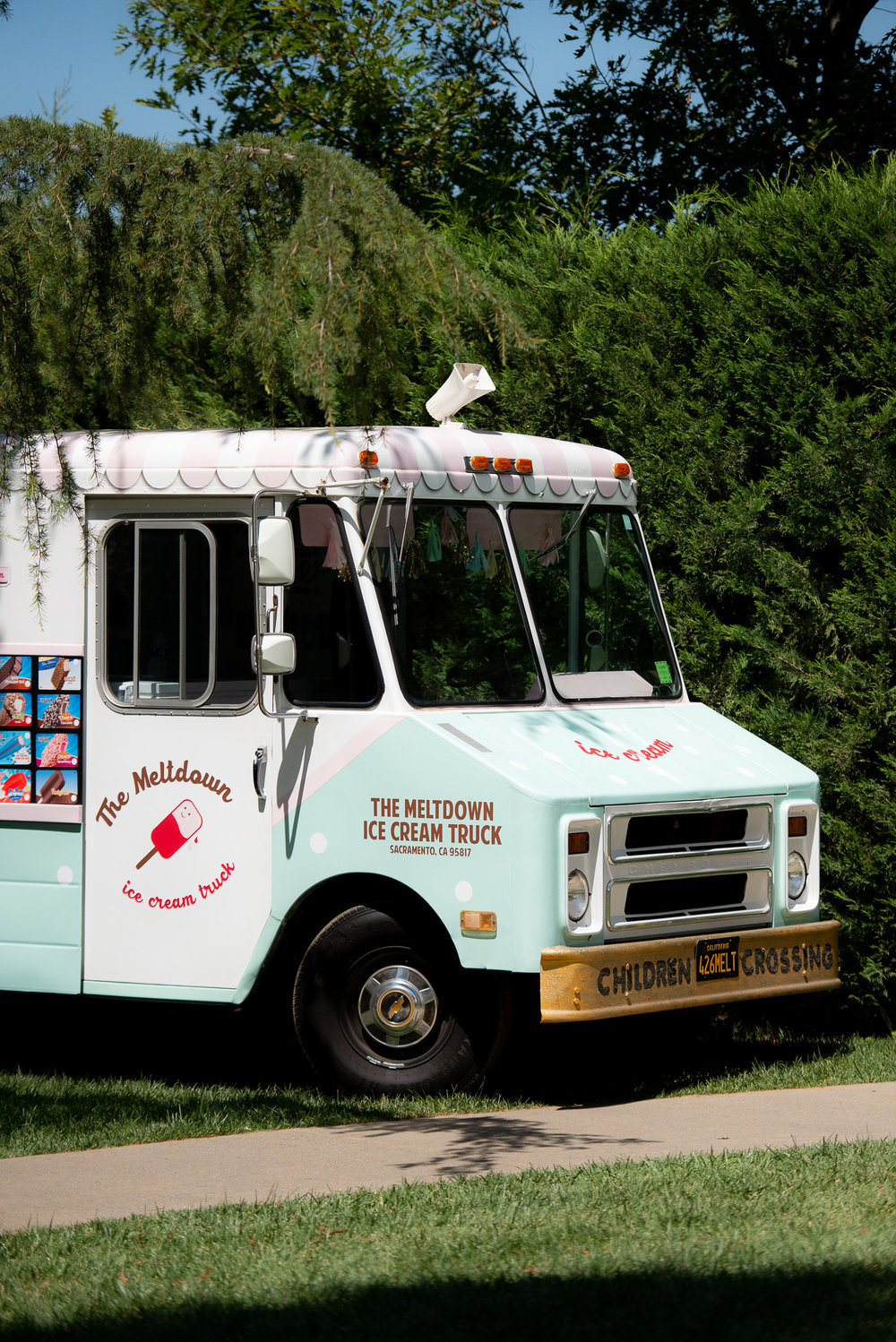 The Melt Down Ice Cream Truck
