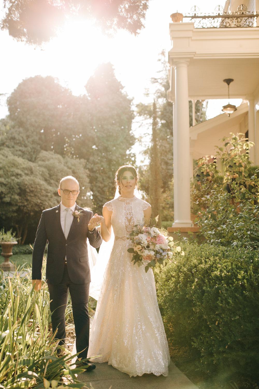 Outdoor Wedding Ceremony September