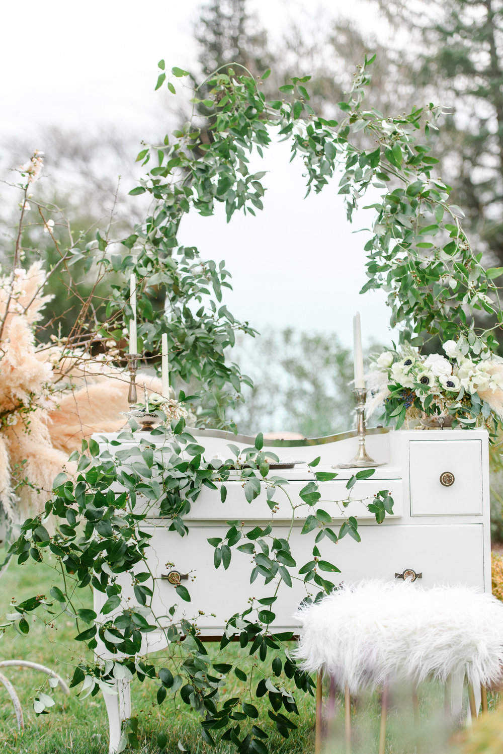 Spring Garden Wedding Inspiration