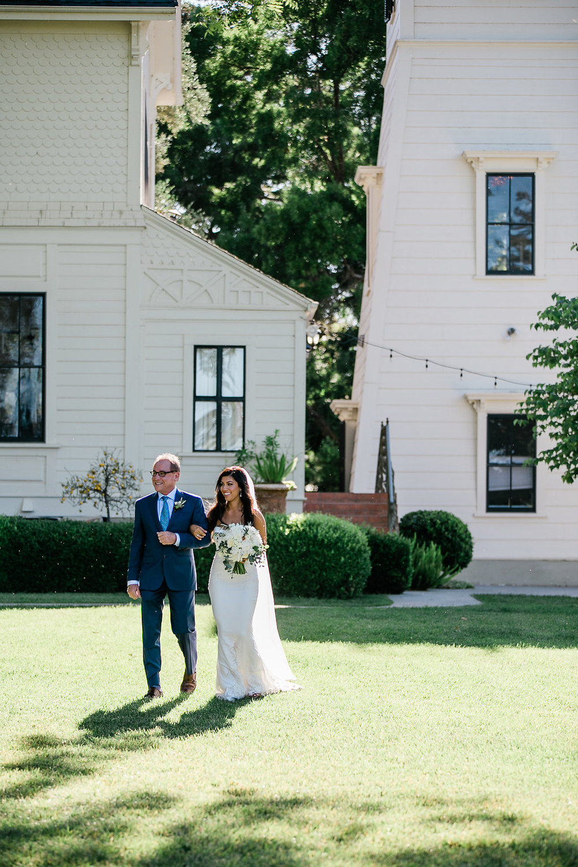 Park Winters Summer Wedding | Wedding Ceremony