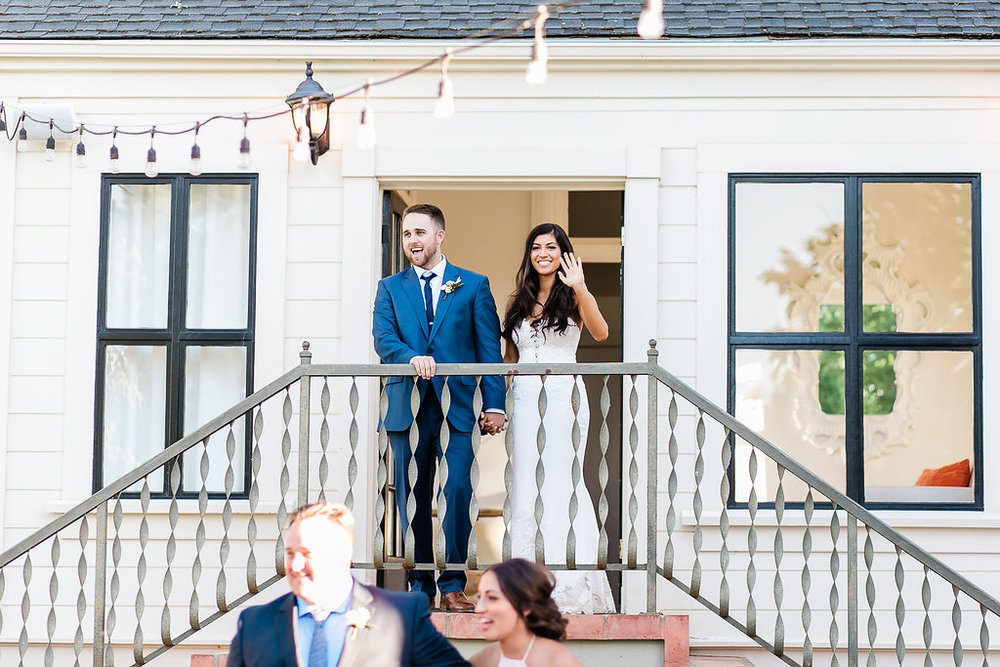 Park Winters Summer Wedding | Outdoor reception