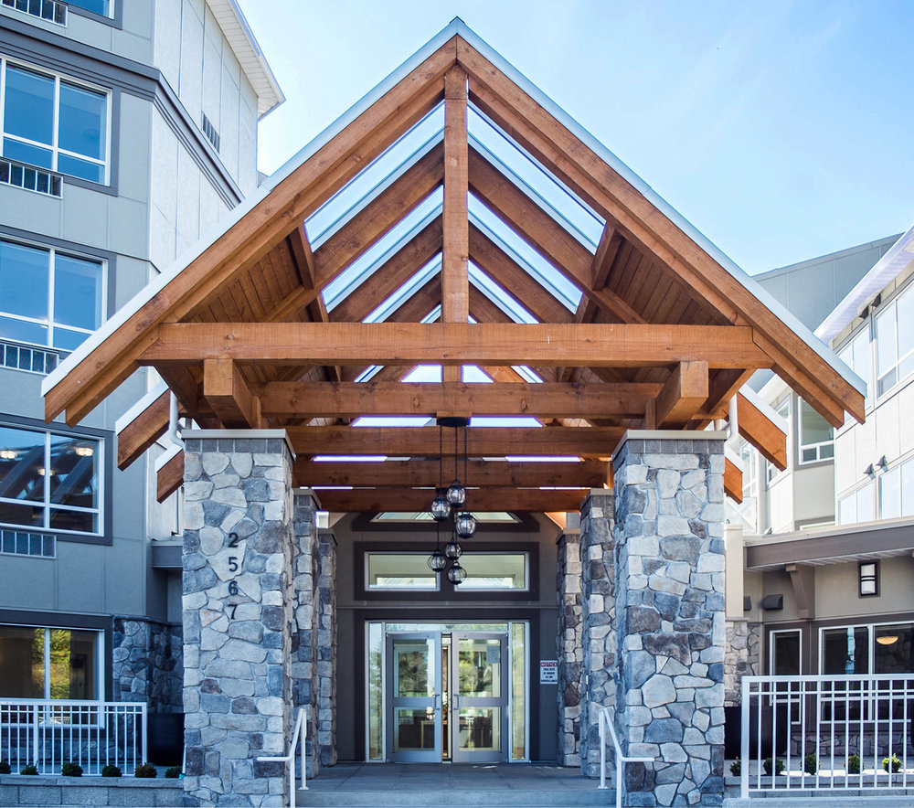 Beautiful, Brand New Seniors Living in South Surrey, BC - NOW OPEN!