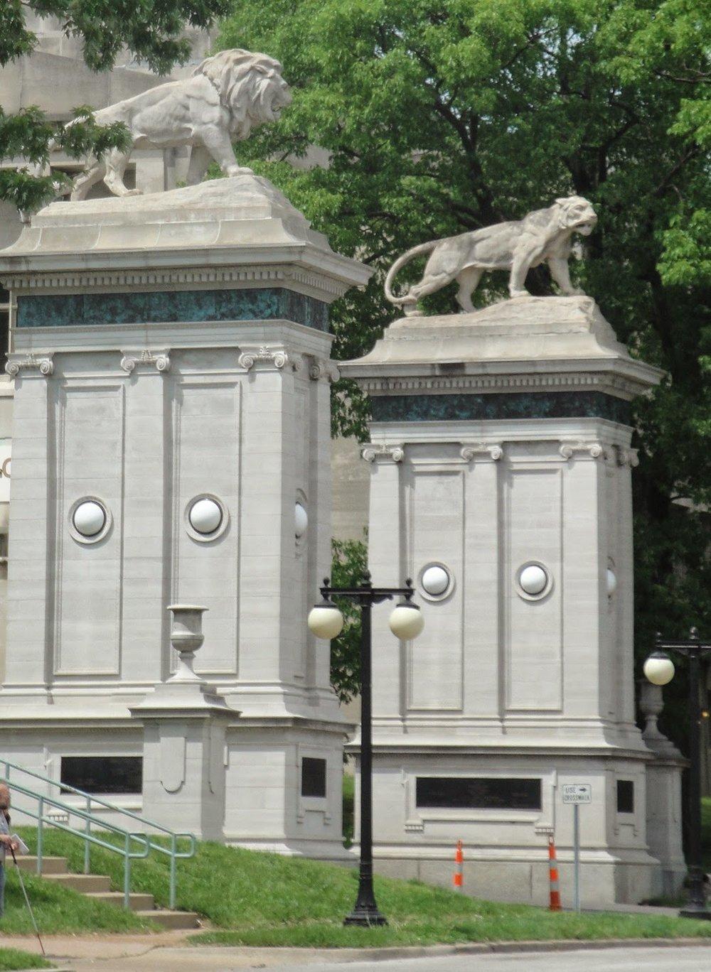 Lions' Gate, University City, St. Louis, MO