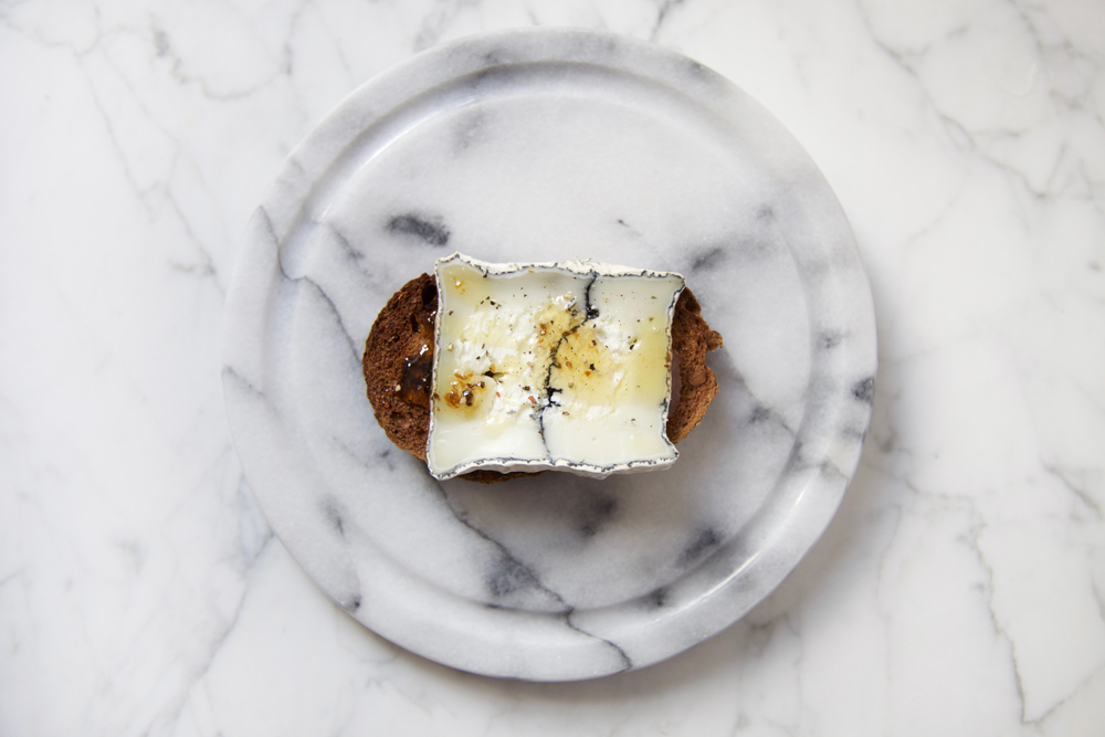Truffle Honey Toast