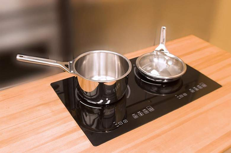 True Induction Counter Inset Double Burner Cooktop Lifestyle | Tiny House Cooktop | Tiny Life Supply.jpg