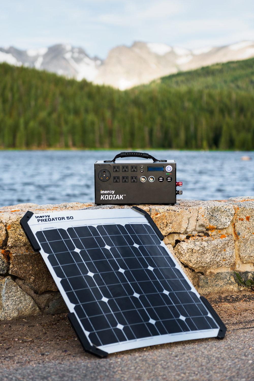 Inergy Predator 50 Lifestyle 1 | Tiny House Solar Kit | Tiny Life Supply.jpg