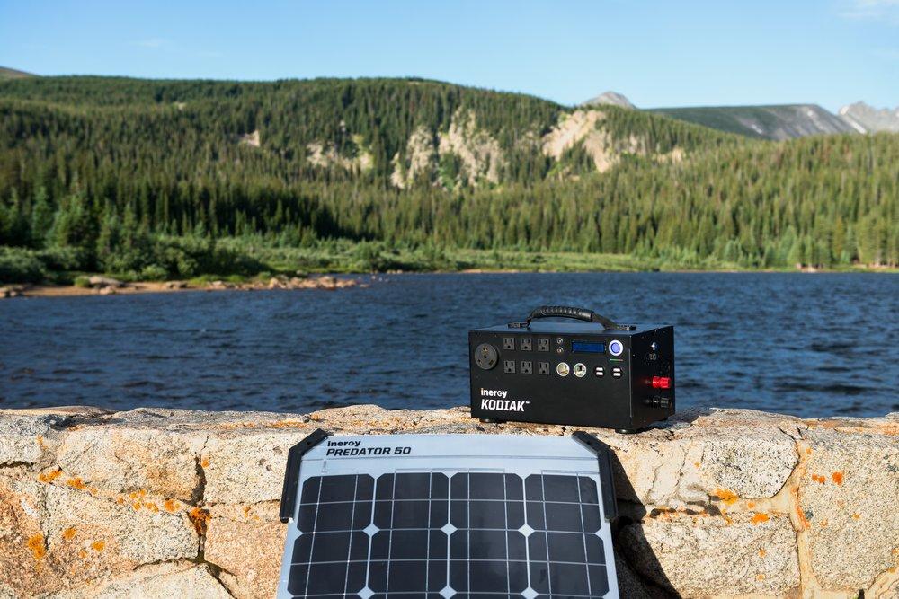 Inergy Predator 50 Lifestyle 3 | Tiny House Solar Kit | Tiny Life Supply.jpg