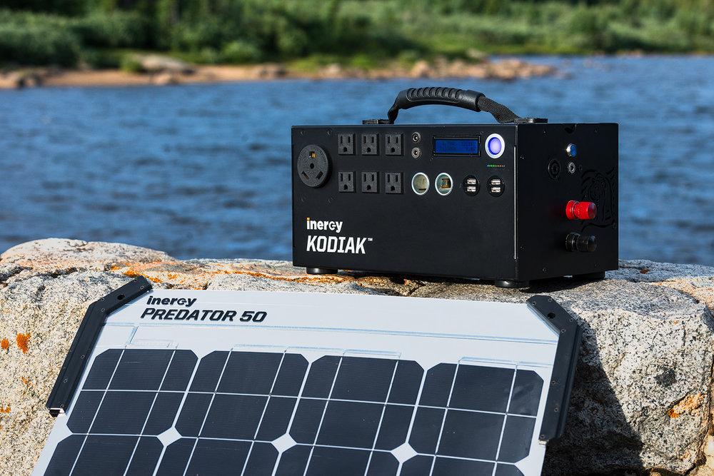 Inergy Predator 50 Lifestyle 4 | Tiny House Solar Kit | Tiny Life Supply.jpg
