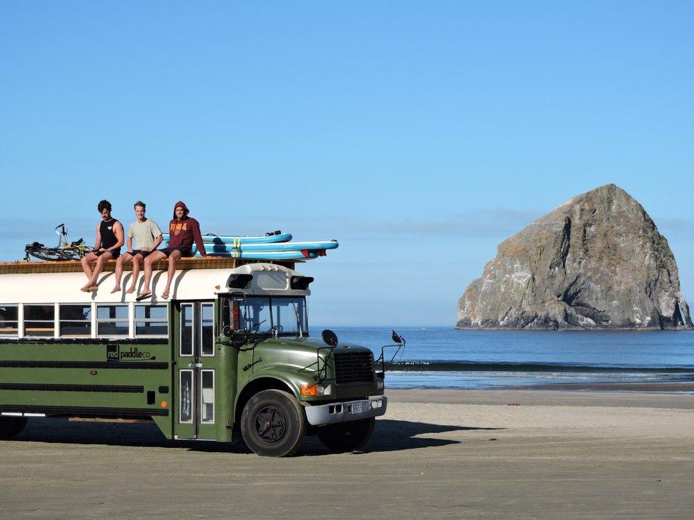 Where We Roam Rooftop Surf Side _ Bus Life _ Tiny Life Supply.JPG