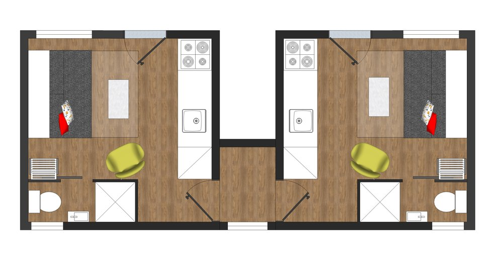 Nomad Cube Connect Floor Plan 1 | Micro Home | Tiny Life Supply.jpg
