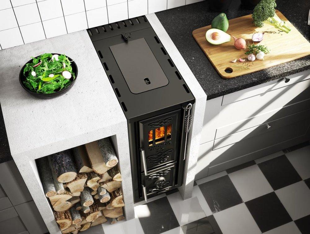 Josef Davidsons Viking 30 wood stove Stage 2 l Tiny Wood Stove l Tiny Life Supply.JPG