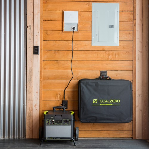 Goal Zero Yeti 3000 Lithuim Power Station with WIFI + Boulder 200 Briefcase Solar Kit Gal 3 l Solar Kit l Tiny Life Supply.jpg