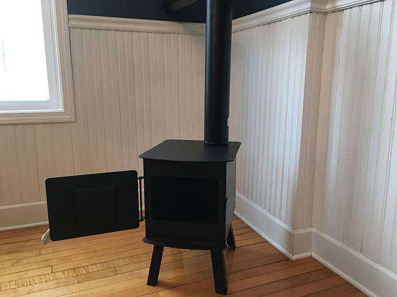 North Woods Woodsman Lifestyle 3 | Small Wood Stove | Tiny Life Supply.jpg