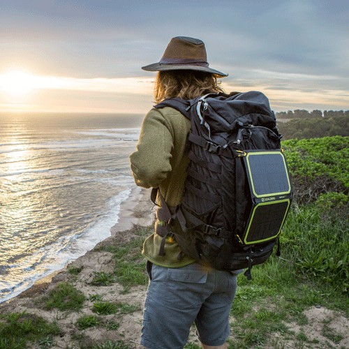 Goal Zero Venture 30 Power Bank + 7 Nomad Plus Solar Kit Gal 3 l Solar Kits l Tiny Life Supply.jpg