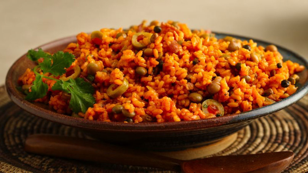la cena® arroz con gandules