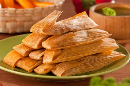 d'sabor chicken tamales