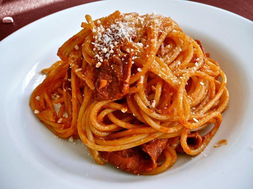 victorina spaghetti dinner