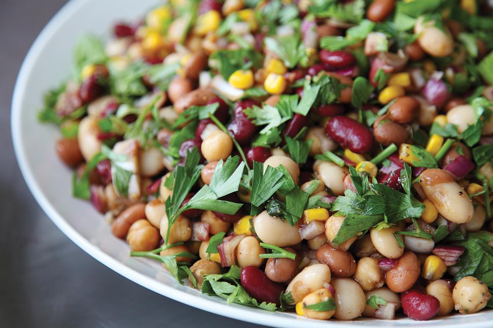la cena bean salad