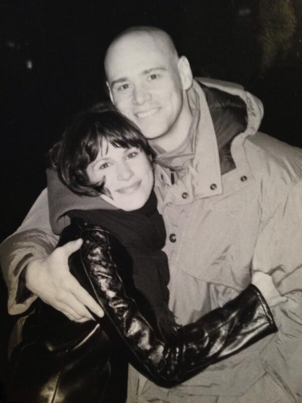 Melanie & Jim Carrey