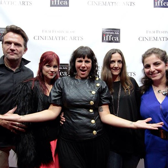 "Red Carpet at IFFCA for ""Fast"""