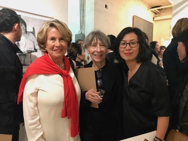 Leslie Feely, Karen Wilkin, and Mikiko Ino