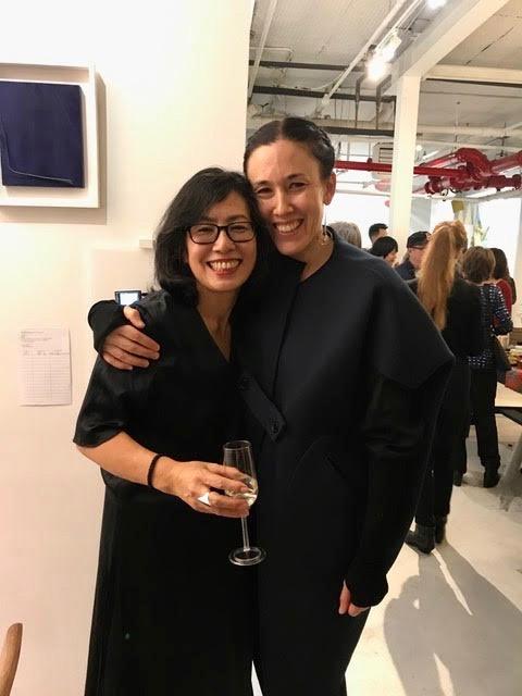 Mikiko Ino and Mia Yoo