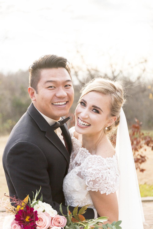 Lucas & Rachel