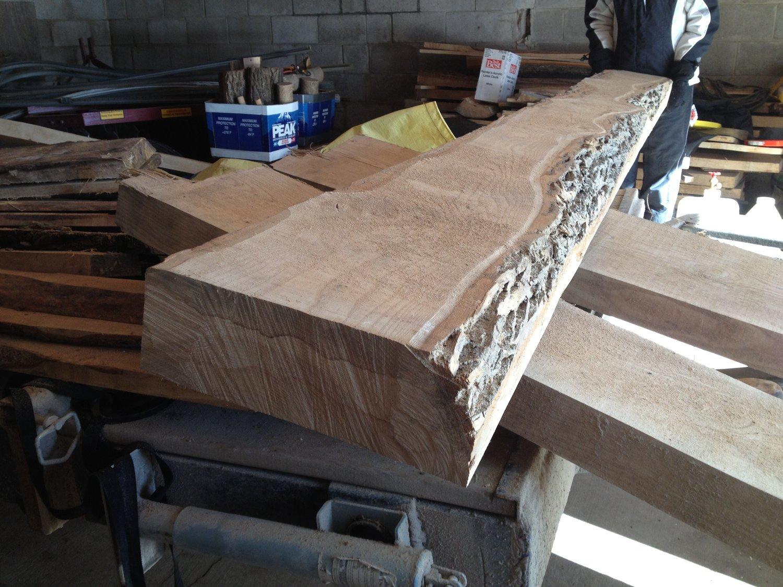 Sawmill Work — Tim-ber Wood Products